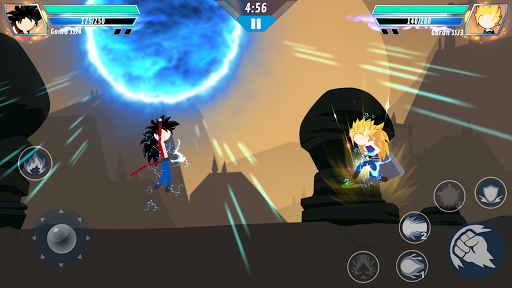 Stick Shadow Fighter - Supreme Dragon Warriors 1.1.8 Screenshots 4