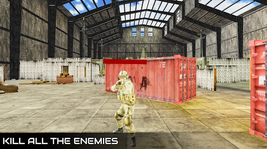 Commando Sniper Shooter – Action FPS Games For Android 1