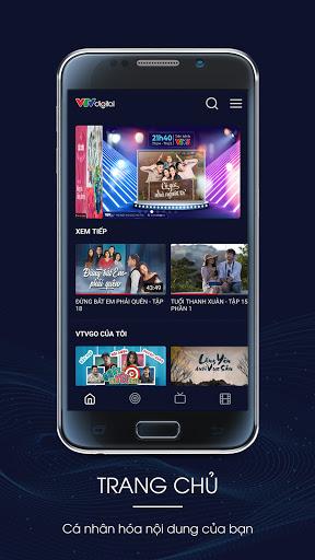 VTV Go - TV Mu1ecdi nu01a1i, Mu1ecdi lu00fac apktram screenshots 1