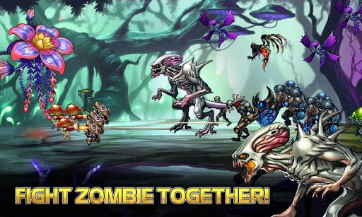 Aliens Vs Zombies  screenshots 2