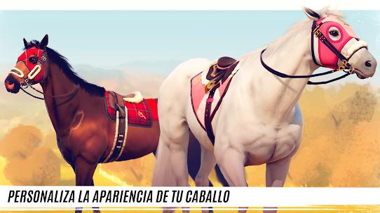 Rival Stars Horse Racing APK MOD HACKEADO (Dinero Ilimitado) 4