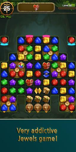 Jewel & Gem Crush - Match Master  screenshots 5