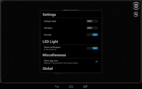 TF: LED Light Classic