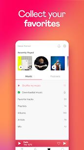 Deezer Music Player Premium APK (MOD Unlocked, No Ads) 7
