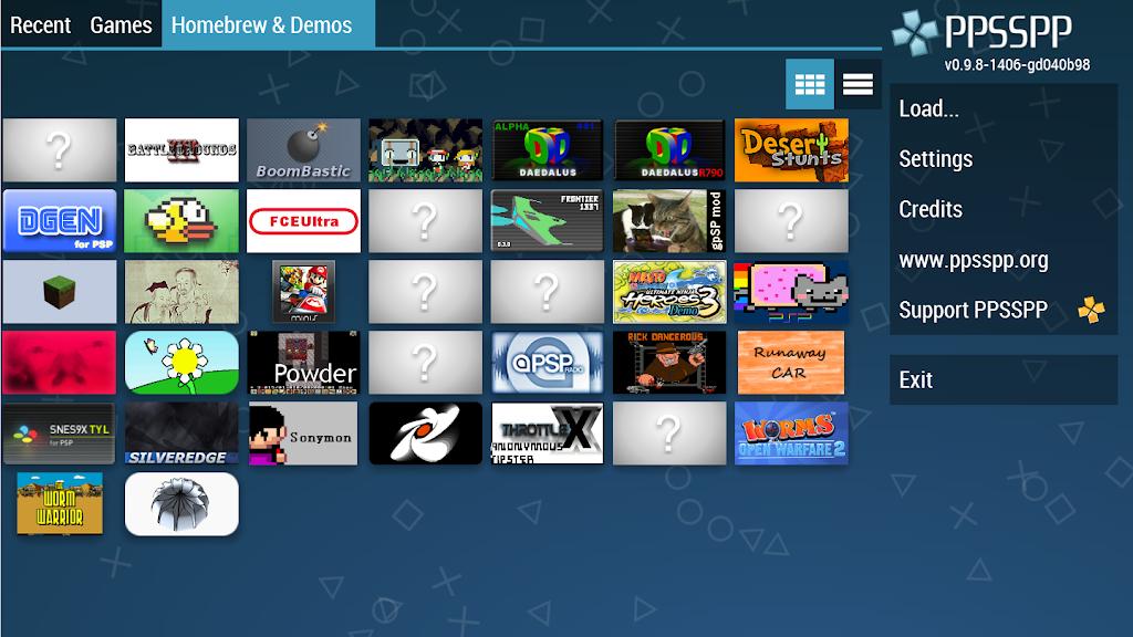 PPSSPP Gold - PSP emulator  poster 2