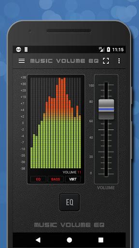 Music Volume EQ u2014 Equalizer, Amplifier, Bass Boost apktram screenshots 1