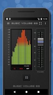 Music Volume EQ – Equalizer & Bass Booster MOD APK 1