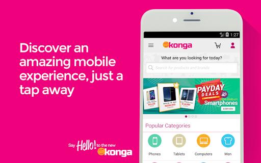 Konga Online Marketplace  Paidproapk.com 1