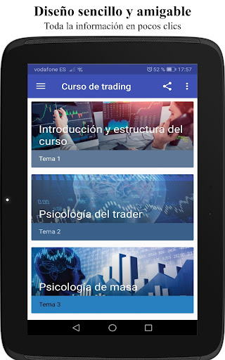 Foto do Curso de bolsa - Aprende trading y bolsa