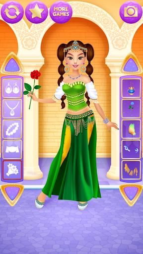 Arabian Princess Dress Up apktram screenshots 7