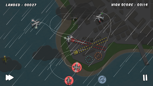 Planes Control - (ATC) Tower Air Traffic Control 3.0.5 screenshots 15
