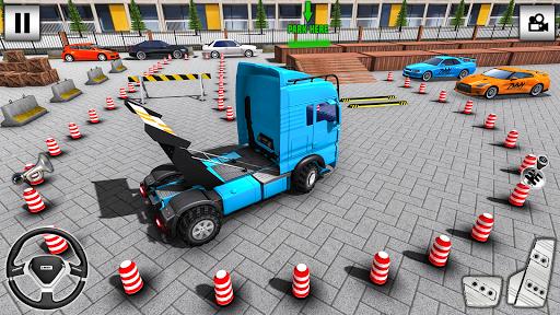 Truck Parking King Truck Games 2020 APK MOD (Astuce) screenshots 4