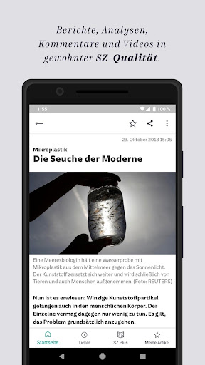 SZ.de - Nachrichten - Süddeutsche Zeitung  screenshots 2