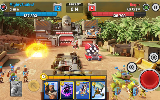 Mighty Battles apkpoly screenshots 6