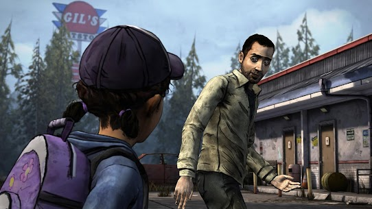 The Walking Dead: Season Two APK MOD (Desbloqueado) 2