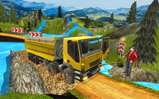 truck driver transporter screenshot 2