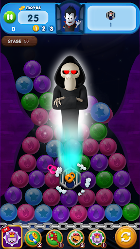 Spookiz Blast : Pop & Blast Puzzle screenshots 18