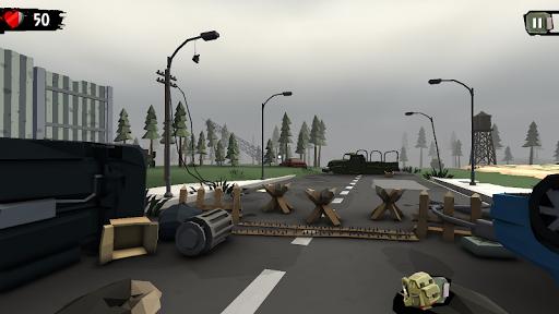 The Walking Zombie 2: Zombie shooter screenshots 13