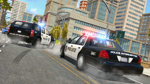 Cop Duty Police Car Simulator android2mod screenshots 8