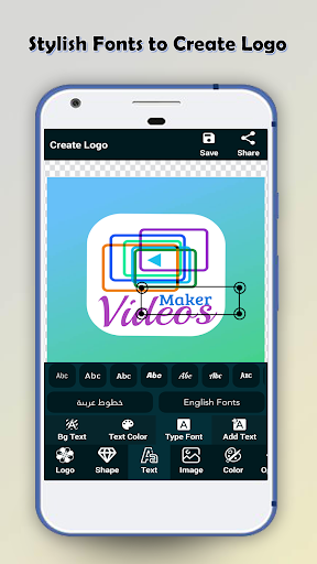 Logo Maker - Logo Creator & Poster Maker 2.1.3 Screenshots 16