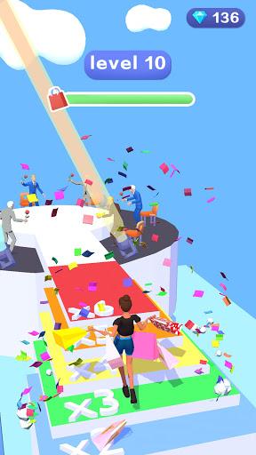 Shopaholic Go - 3D Shopping Lover Rush Run Games apktram screenshots 3