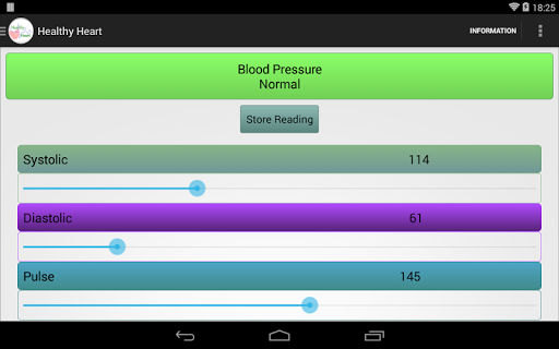 Blood Pressure Healthy Heart For PC Windows (7, 8, 10, 10X) & Mac Computer Image Number- 5
