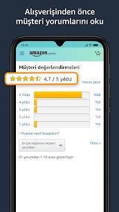 Amazon Mobil alışveriş uygulaması 4