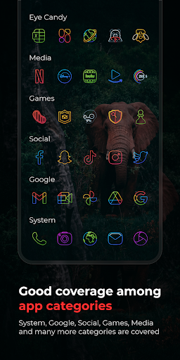Vera Outline Icon Pack
