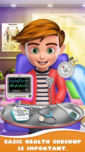 ER Injection Doctor Hospital : Free Doctor Games APK MOD (Astuce) screenshots 1