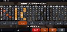 Fretboard Visualizer - Scales & Chordsのおすすめ画像2
