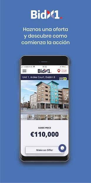 Captura 5 de BidX1 Mobile para android