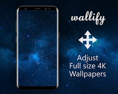Wallify Pro v1.5.0 MOD APK – 4K, HD Wallpapers & backgrounds 5