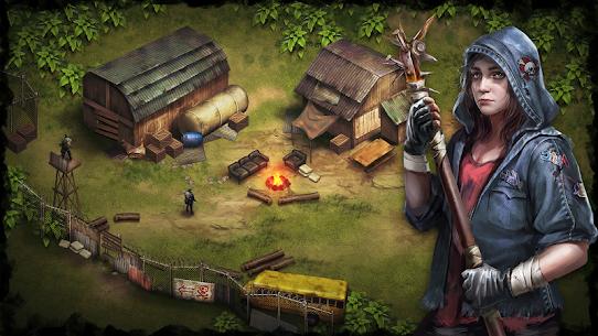 Survival Ark : Zombie Plague Island 1.0.4.9 Apk + Mod 4