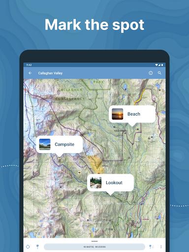 Avenza Maps: Offline Mapping  Screenshots 10