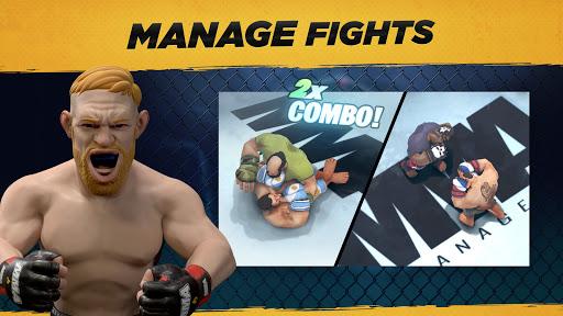 MMA Manager 2021 0.35.3 Screenshots 9