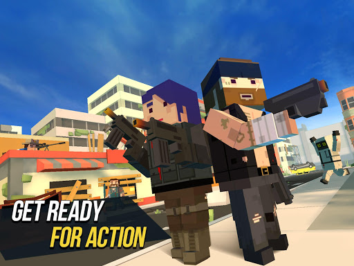 Grand Battle Royale: Pixel FPS 3.4.7 Screenshots 2