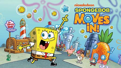 SpongeBob Moves In  screen 0