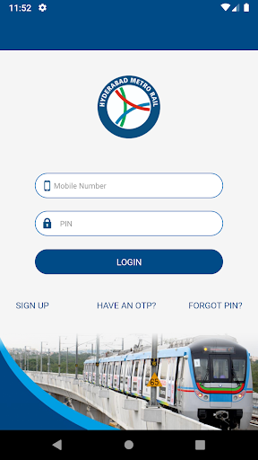 TSavaari - Official App of Hyderabad Metro Rail  screenshots 1
