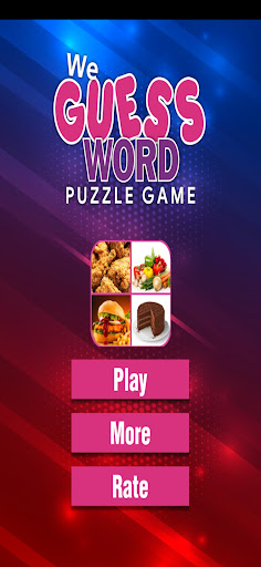 We Guess Word - Puzzle Game apktreat screenshots 1