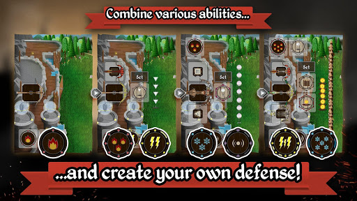 Grim Defender: Castle Defense 1.68 screenshots 5