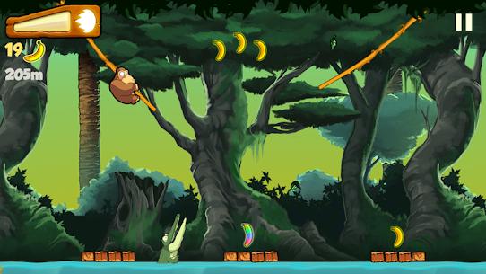 Banana Kong MOD APK 1.9.7.3 (Unlimited bananas, hearts) 6