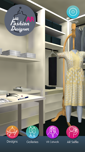 AR Fashion Designer android2mod screenshots 2