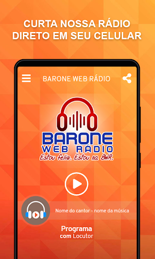 Barone Web Ru00e1dio  screenshots 3
