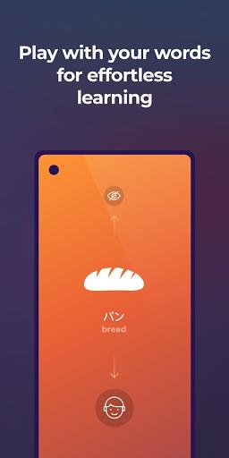 Learn Japanese language, kanji & hiragana by Drops android2mod screenshots 2