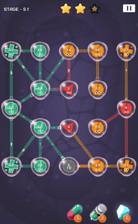 Cell Expansion Wars MOD poster 13