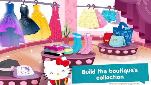 Hello Kitty Fashion Star 2.4 Screenshots 4