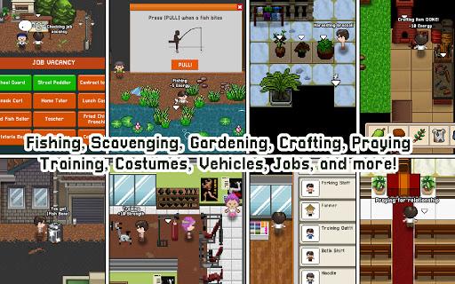 Citampi Stories: Offline Love and Life Sim RPG apkpoly screenshots 19