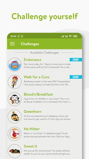 mySugr - Diabetes App & Blood Sugar Tracker apktram screenshots 6