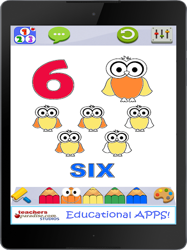 0-100 Kids Learn Numbers Game For PC Windows (7, 8, 10, 10X) & Mac Computer Image Number- 13