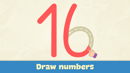 Learning numbers for kids 1.14 screenshots 3